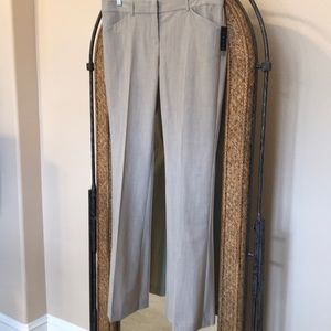 Theory Lt Heather Camel Pant Size 10